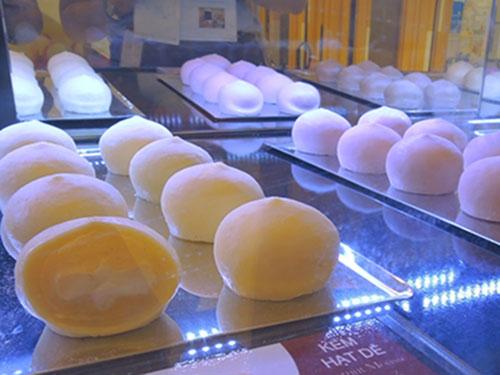 かわいい大福が売っている「Mochi Sweets」