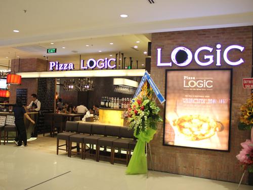 2012年にPizza世界選手権で優勝した日本人のピザ職人がふるまう世界NO.1のピザを食べることができる「Pizza LOGIC」