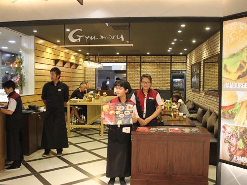 ベトナムと福岡で大人気の「ぎゅう丸」
