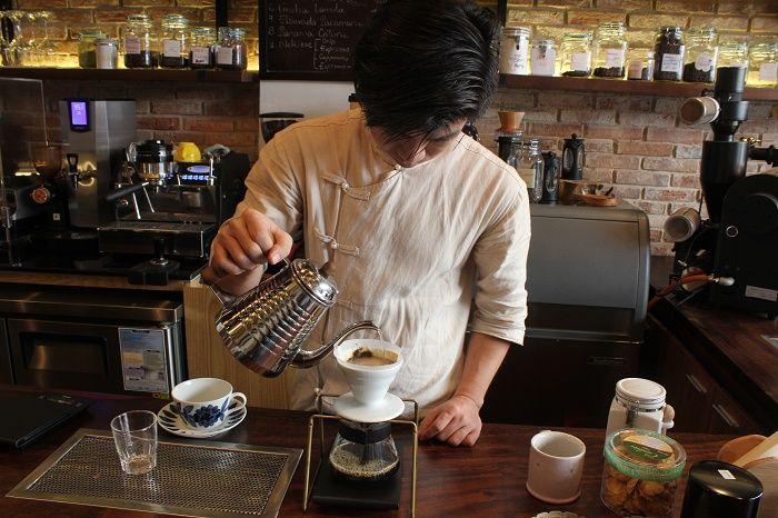 SHIN COFFEE ベトナムで最高品質のコーヒーを