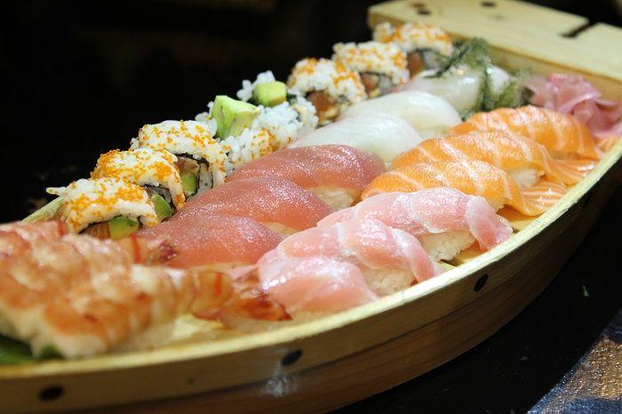 気軽にお寿司が食べられる絶品屋台寿司
