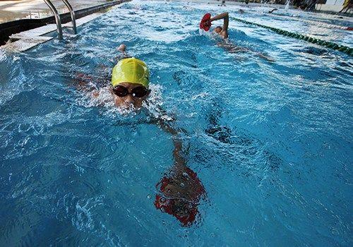 ダナン市、2017年までに全学校で水泳授業の取り入れ,水泳,教育,ダナン,全学校