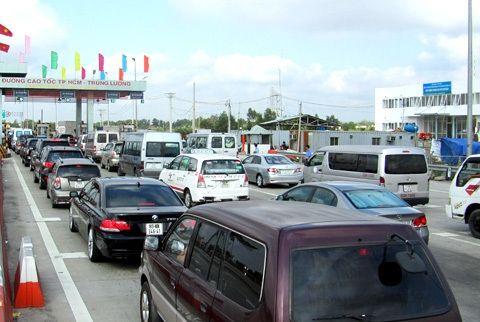 8月1日より、高速道路料金所を対象にした新たな罰金制度を導入,ベトナム,制度,車