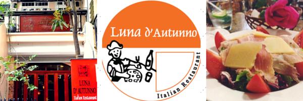 【Luna d'Atunno】ハノイの有名イタリアンレストランLuna d'Atunnoが「エクセレンス認証」を受賞!