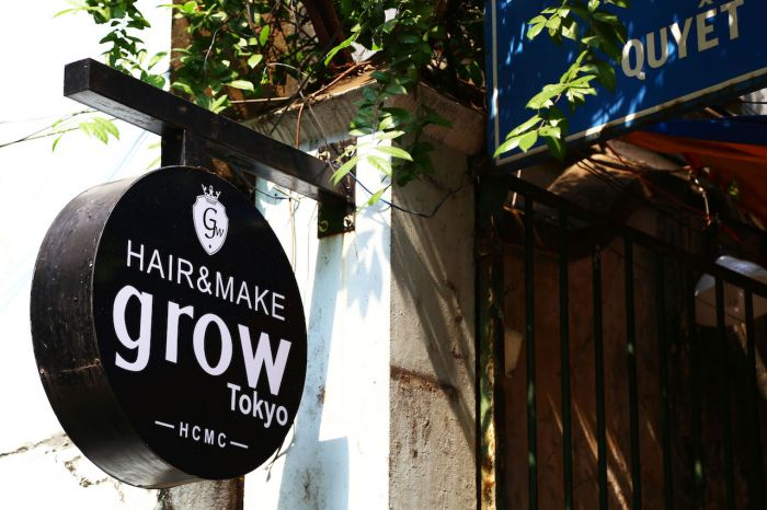 日系ヘアサロン【grow Tokyo】がオープン。今なら50%OFF!