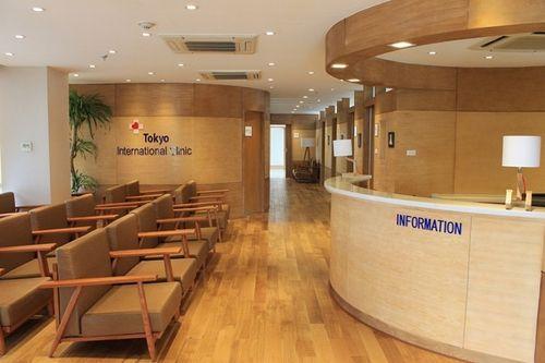 ハノイで病院をお探しなら Tokyo International Clinic!