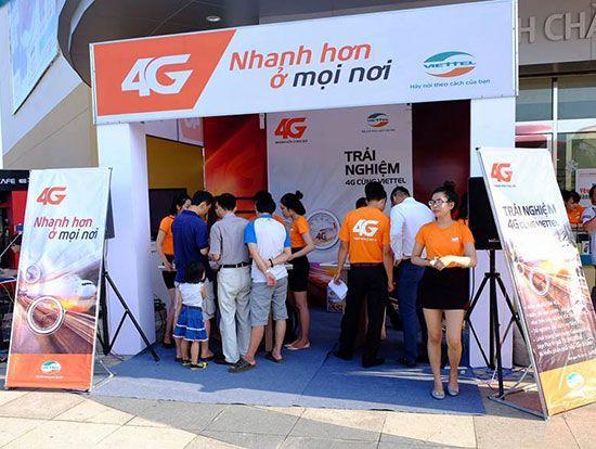 ベトナムの通信業界、4Gサービスを全国展開か,ベトナム,通信,4G,携帯