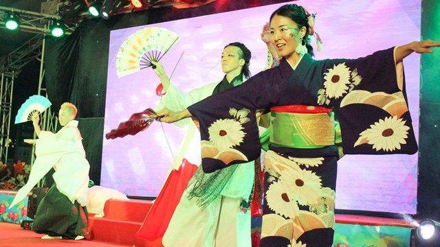 ホーチミン市でジャパンベトナムフェスティバルが開催!