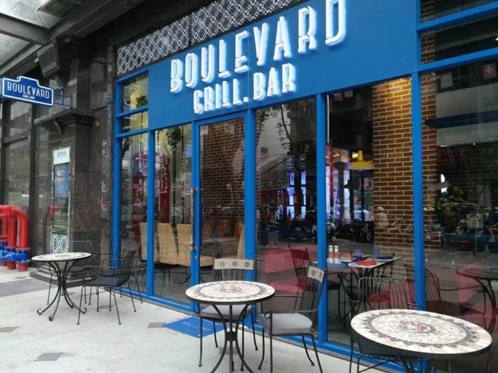 ホーチミン3区で話題のステーキレストラン!詳しくご紹介します♪【Boulevard GRILL】