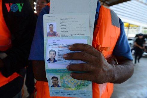 タイに潜むベトナム人不法労働者、ついに逮捕か,ベトナム タイ 不法労働者 逮捕