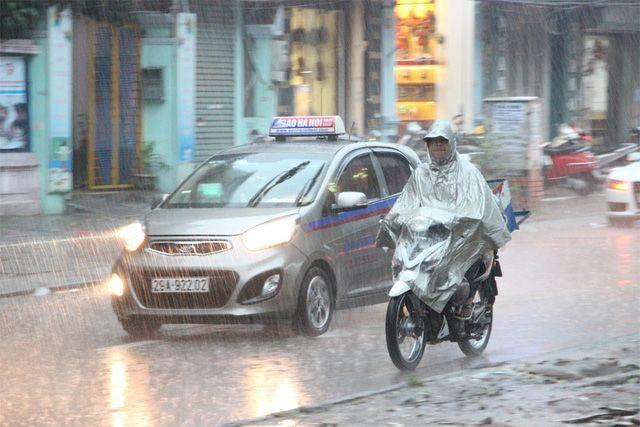 ベトナム北部、強い寒波で大雨の予報