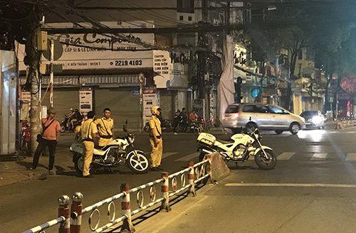ホーチミン警察、ドラッグ使用と売春行為を行うレストランを摘発