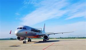 ダナン発便、妊婦の乗客体調不良で飛行機引返す