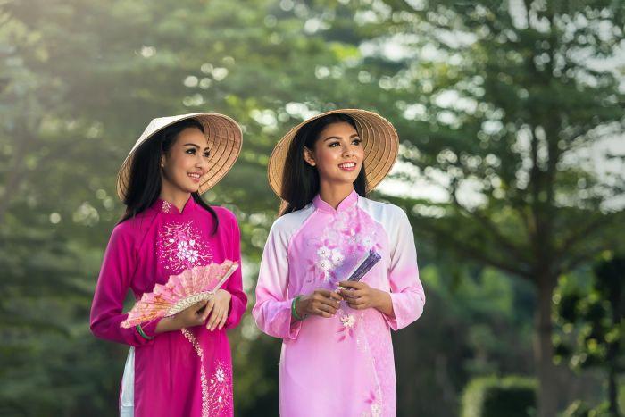 アオザイをオーダーメイドしよう‼ ハノイ・ダナン・ホイアン・ホーチミンでおすすめのお店を紹介,ベトナム, アオザイ, 民族衣装, オーダーメイド