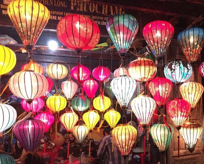 ホイアンで人気の観光地13選【旅行者必見】,ベトナム, ホイアン, 観光, ランタン, 夜景