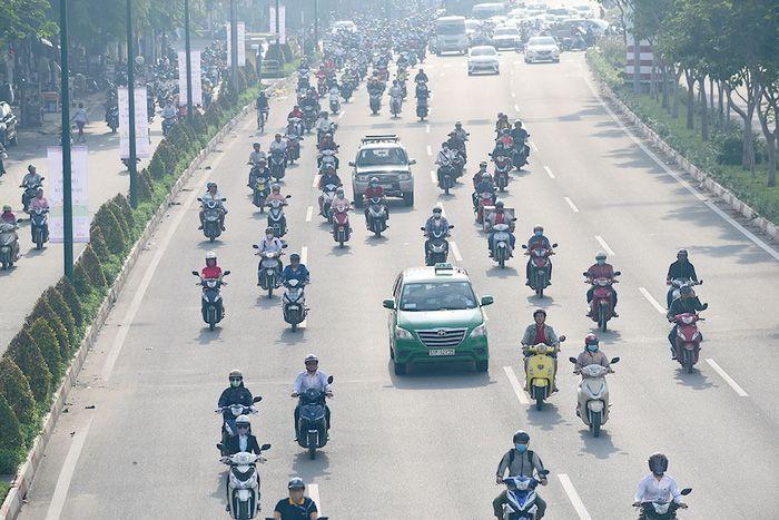 ホーチミン警察、渋滞の発生する10本の道路で速度制限を提案か