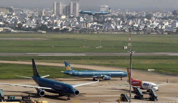 ベトナム国内の主要空港、滑走路の劣化が深刻に