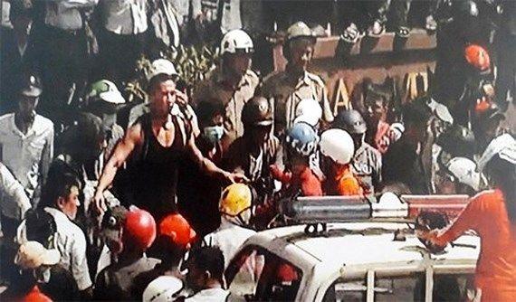 ホーチミンで暴動起こし、男性2名逮捕,ベトナム, ホーチミン, 警察, 暴動,
