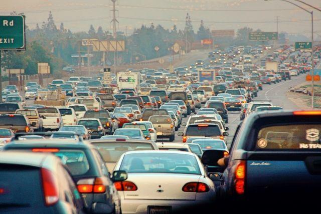 在ホーチミン日本領事館より交通渋滞(故意発生)デモに関する注意喚起