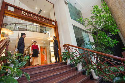 ハノイの「ロサリザホテル」2泊以上で1泊無料!