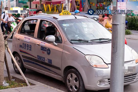 タクシ運転手、人気リゾート地で外国人観光客に過剰請求か,ベトナム, ニャチャン, カインホア, タクシー, 過剰請求