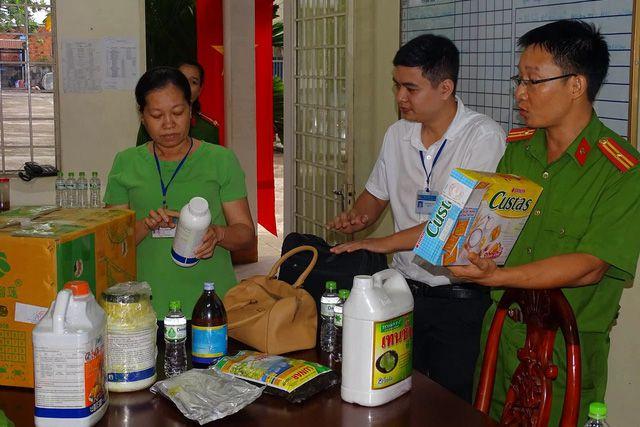 ベトナム南部、化学薬品漬けの大量のドリアンを発見