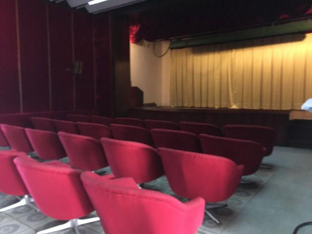 統一会堂、映画室