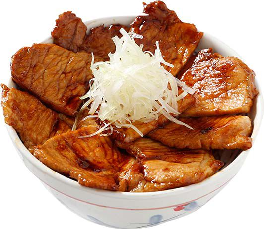 ハノイの北海道味噌ラーメン店の看板メニュー「十勝豚丼」のご紹介【ラーメン大山】