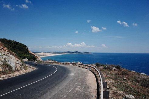 ベトナム中部の海岸線、アジアで最も美しい風景に,ベトナム中部, 海岸線, ニャチャン,