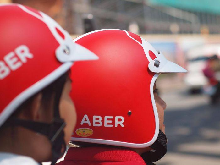 ベトナムの配車アプリAber(エーバー)の使い方|Uberに変わる新しいタクシー!?,ベトナム,Aber,配車,アプリ