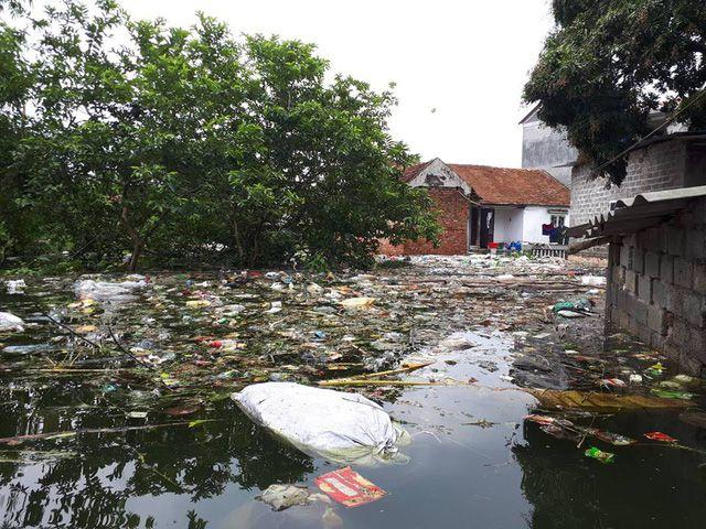 ハノイ郊外、洪水被害からの復旧が進まず,ベトナム, ハノイ, 洪水被害, 病気蔓延,