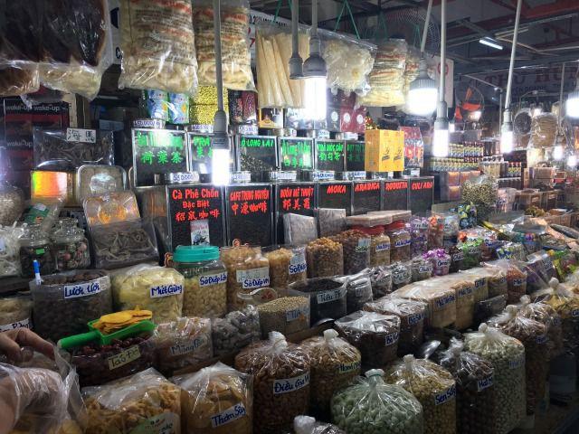 ホーチミンのアンドン市場|行き方や営業時間も紹介!,ベトナム,ホーチミン,アンドン市場
