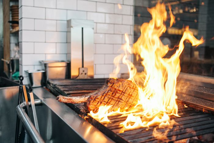 ホーチミン1区のイタリアンステーキレストラン「'NAMO Tuscan Grill」で和牛ステーキが楽しめる⁉【期間限定】