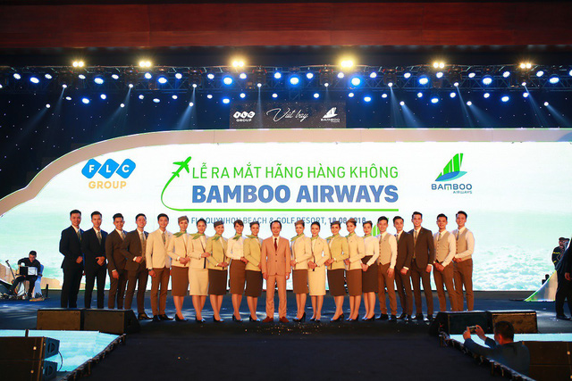 バンブー航空、政府の許可受け正式設立へ
