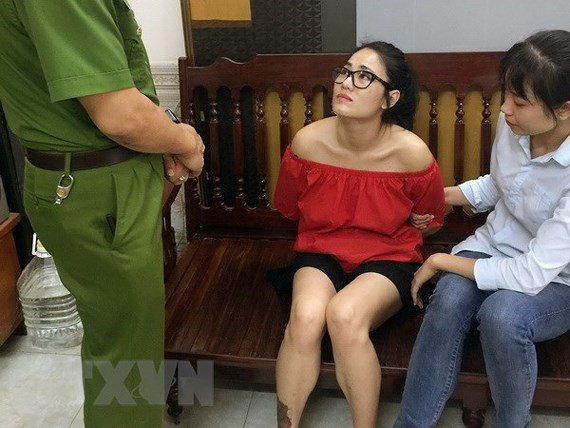 Hai Phong市警察、巨大麻薬組織を逮捕