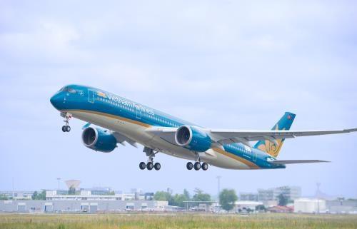 ベトナム航空、18日に関空便の運航再開へ