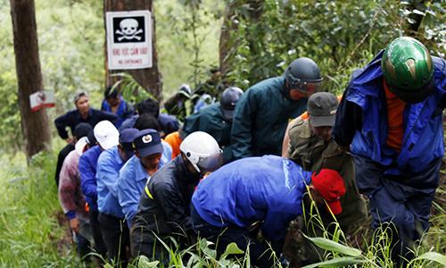 韓国人観光客、ダラットで滝に飛び込み死亡