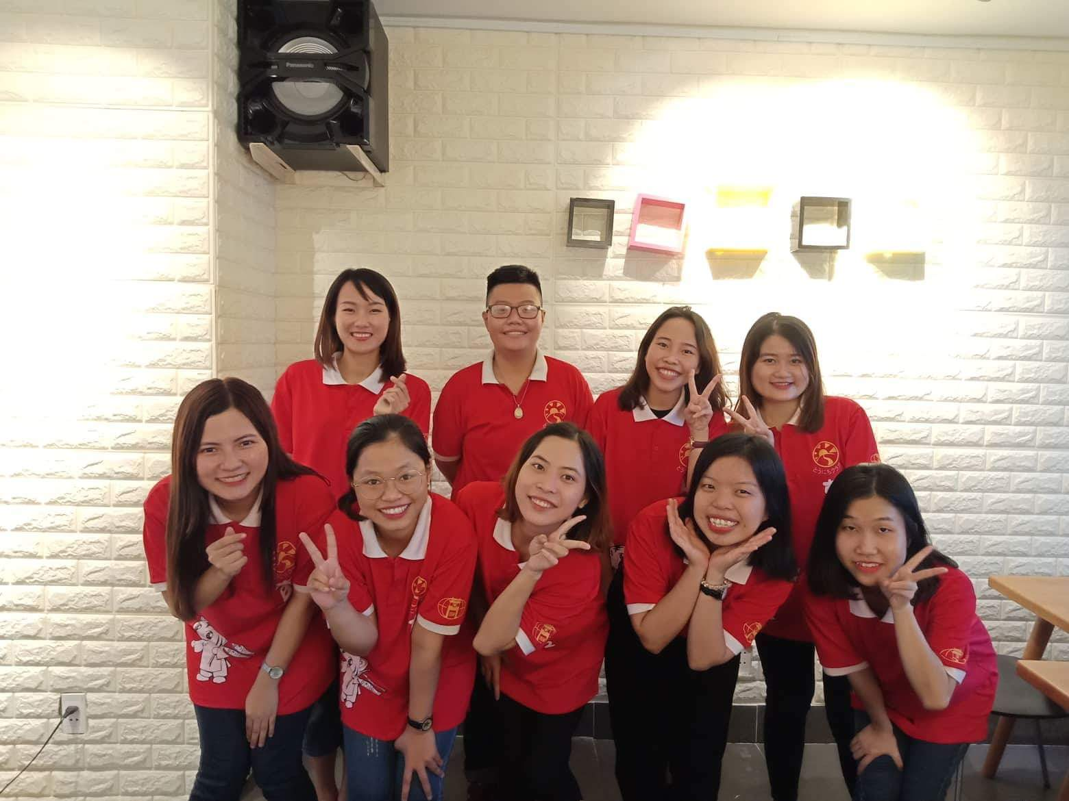 日本語を学ぶベトナム人と日本人の交流サークル【東日クラブ】