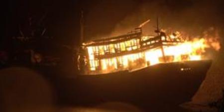 ベトナム中部クアンガイ省、漁船爆発により1人死亡13人負傷,ベトナム, 漁船爆発, 死亡事故, クアンガイ省