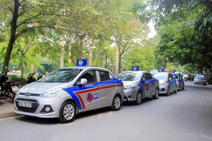 ハノイのタクシー会社、グラブに対抗し合併か,ベトナム, タクシー会社, 合併,