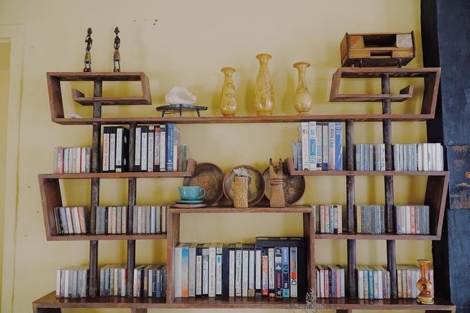 ホーチミン、骨董品を飾る新たなカフェがオープン,ベトナム,ホーチミン,骨董品,カフェ