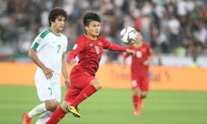 サッカーベトナム、イラク戦敗れる,ベトナム,サッカー,敗北,イラク