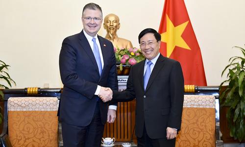 米国、東南アジアパートナーとしてでベトナムとの関係強化か,アメリカ,ベトナム,関係