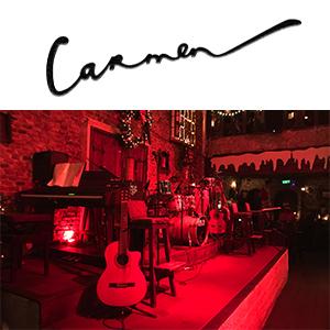 Carmen Bar|非日常の空間で音楽を楽しめるバー