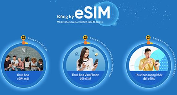 VinaPhone、eSIMサービス開始へ,ベトナム,eSIM,スマホ