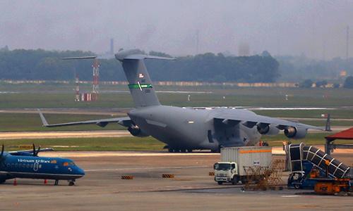 ノイバイ国際空港、米国大統領の受け入れ準備整う,ベトナム, ハノイ, 米国, トランプ大統領, 米朝首脳会議,