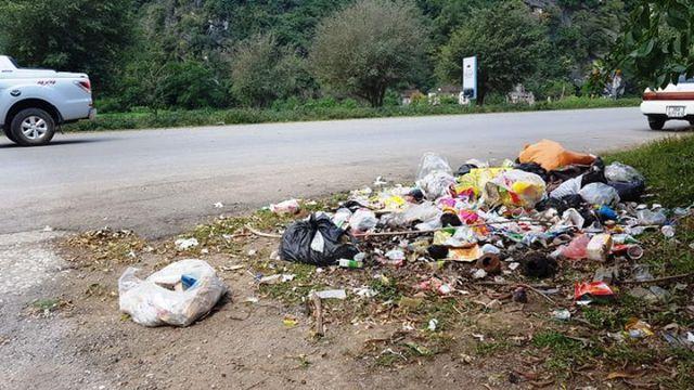 世界遺産チャンアン、ゴミ汚染の深刻化懸念される,世界遺産, チャンアン, ゴミ問題, レストラン,