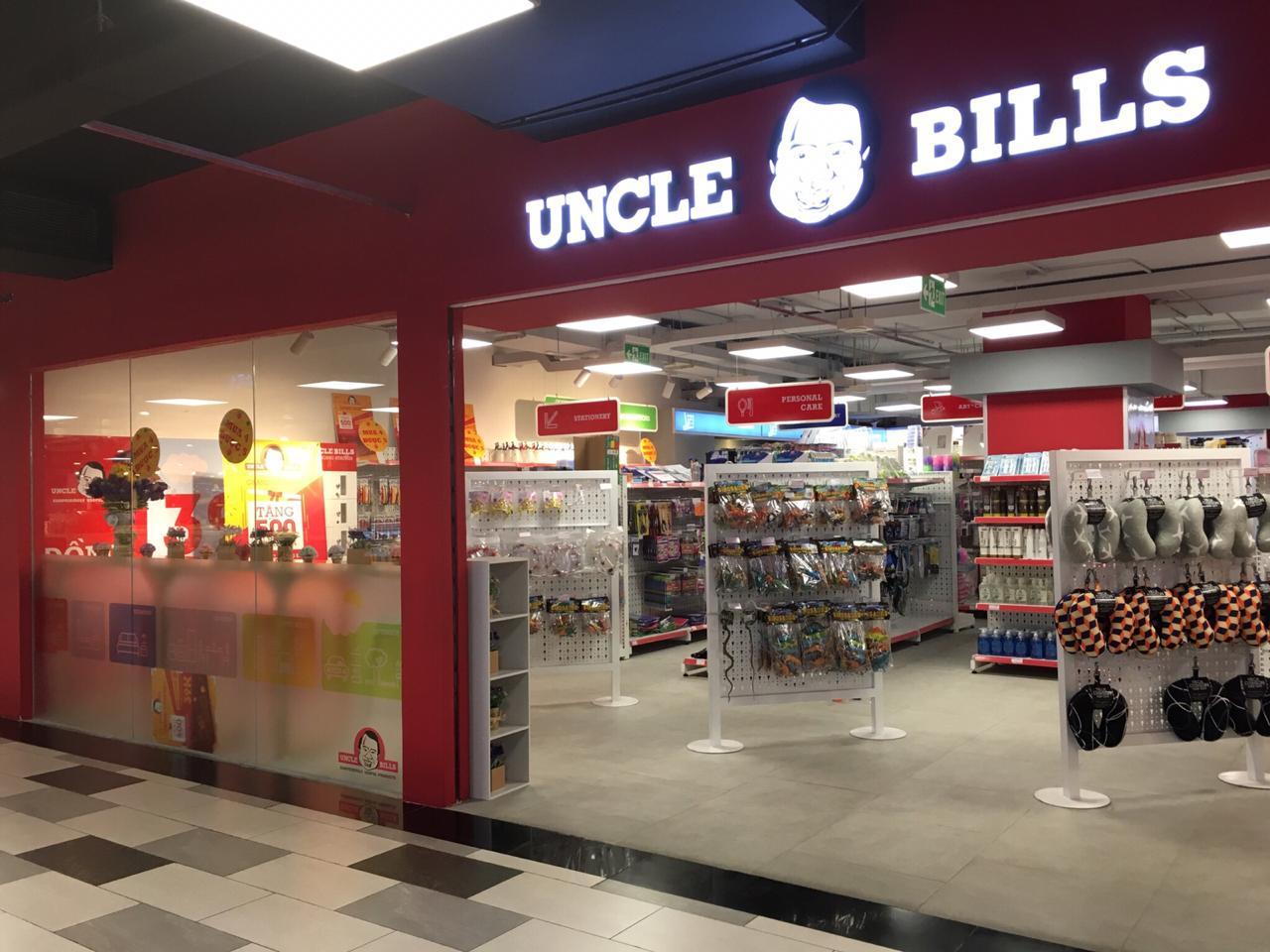 【Uncle Bills】がホーチミンのギガモールにオープン!!