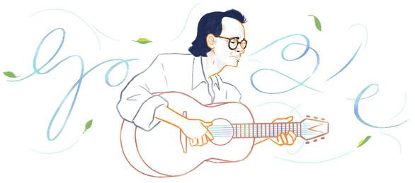 ベトナム人歌手、Googleのロゴに,ベトナム,グーグル,ホームページ,歌手,作詞,作曲