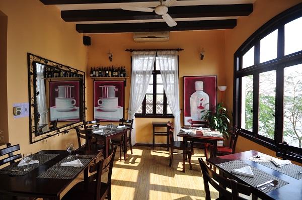 ダ・パウロ、イタリアンレストラン